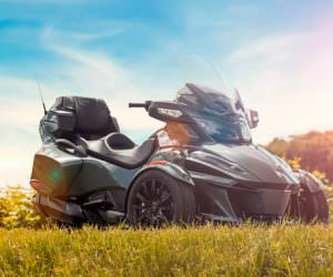 CanAm Spyder RT Ltd