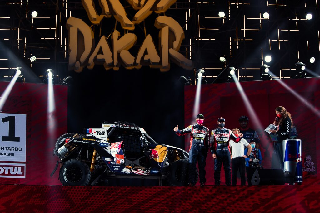 Dakar 2021 – Can-Am conquista Dakar pelo 4º ano consecutivo e sul-americanos mostram supremacia nos UTVs
